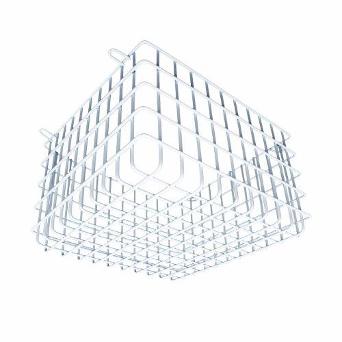 (Leviton OSWCG-P0W OSW Ceiling/Wall Mount Sensor Protective Cage, White )