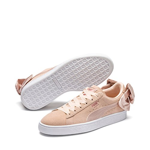 5 Chaussures Bow 6 Femmes Puma Baskets Valentine Pour 01 Suede 367609 Uk 40 Eu PvnUCdU