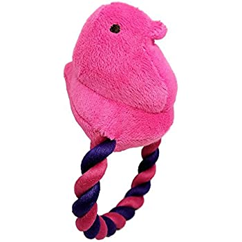Pet Supplies : Reelok Chewing Rope Carrot and Rabbit Bunny
