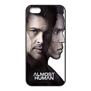 iPhone 5 5s Cell Phone Case Black Almost Human Lsira