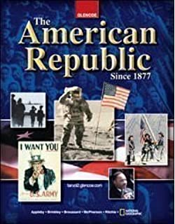 American republic since 1877 teacher mcgraw hill 9780078607134 the american republic since 1877 teacher edition fandeluxe Image collections