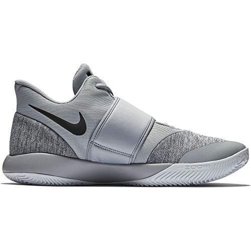 new concept 22912 f304d Nike Men s KD Trey 5 VI Basketball Shoe Wolf Grey Black White Size 8.5 M US