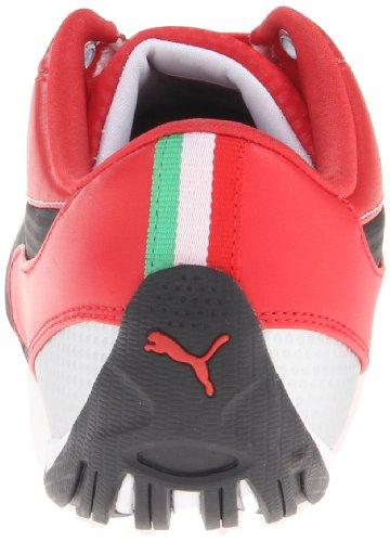 Puma Drift Cat 5 Piel Zapatillas Rosso Corsa/Black
