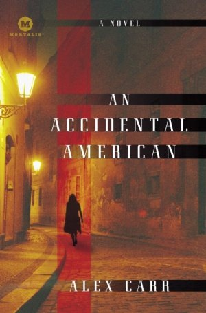 book cover of An Accidental American