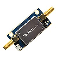 Nooelec SAWbird IR Barebones - Premium Dual Ultra-Low Noise Amplifier (LNA) & Saw Filter Module Iridium Inmarsat Applications. 1620MHz Center Frequency