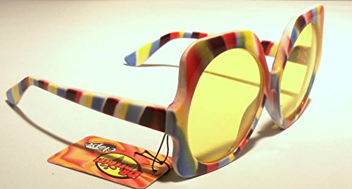 Dr. Peepers FUNKY Spectrum Rainbow - Peepers Sunglasses Dr