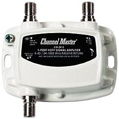 Channel Master CM-3410 1-Port Ultra Mini...