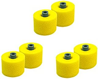 product image for Etymotic Research ER38-14C Large Yellow Foam Eartips