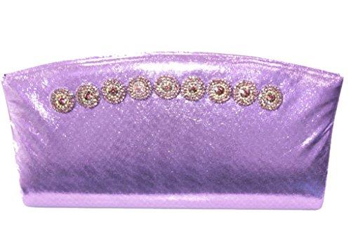Wear & Walk UK - Zapatos de tacón  mujer Bag-Lilac