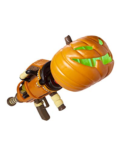Spirit Halloween Fortnite Light-Up Pumpkin Launcher with Sound -