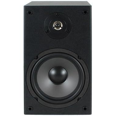Dayton Audio B652 6-1/2-Inch 2-Way Bookshelf Speaker Pair