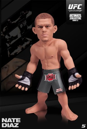 Round 5 UFC Ultimate Collector Series 12 Action Figure - Nate Diaz by Round 5 MMA