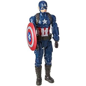 Endspiel Titan-Held-Serie Captain America 12-inch Actionfigur Marvel Avengers Action- & Spielfiguren