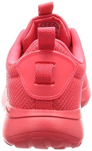 Lite Baja Rojimp Rojimp Rojimp W de Mujer Cloudfoam Adidas Racer Cuello del Deporte Rojo para Zapatilla 0x5ZF6
