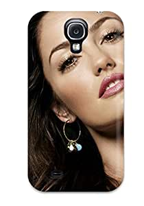 New Cute Funny Minka Kelly Case Cover/ Galaxy S4 Case Cover Sending Free Screen Protector