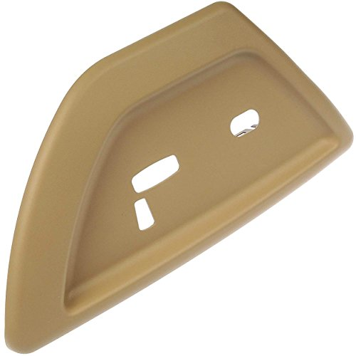 (APDTY 035673 Power Seat Switch Trim Panel Front Left Driver-Seat Tan/Cashmere)