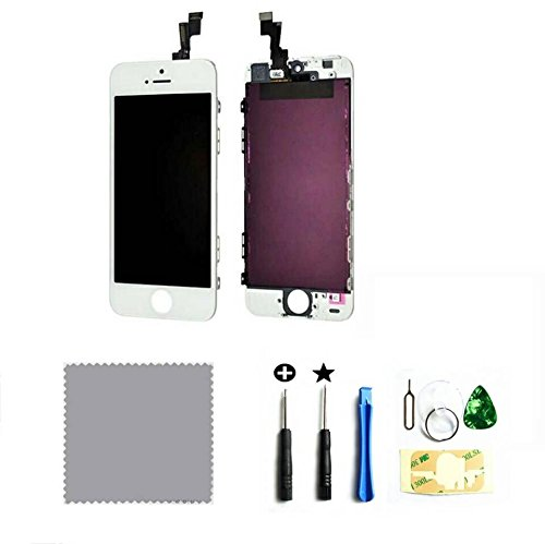 Display Screen Digitizer Assembly Replacement