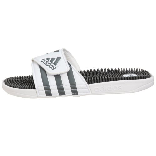 Chaussures De Blabas blabas Plage Blanc Adidas Homme Adissage Et Grafit Piscine Pour 000 HR1aF5nxq