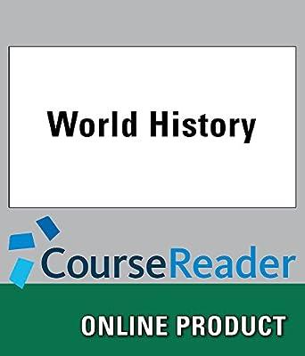 CourseReader 0-30: World History
