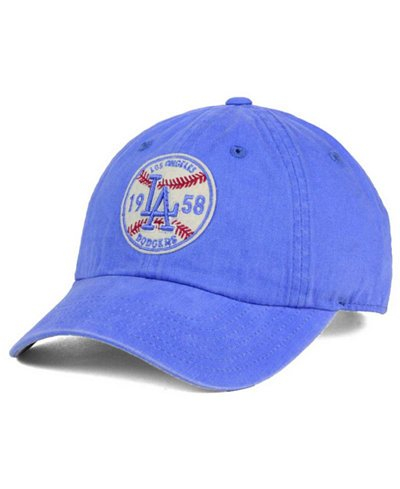 Amazon.com   American Needle MLB Los Angeles Dodgers Team Hardball ... 493a9fb710b