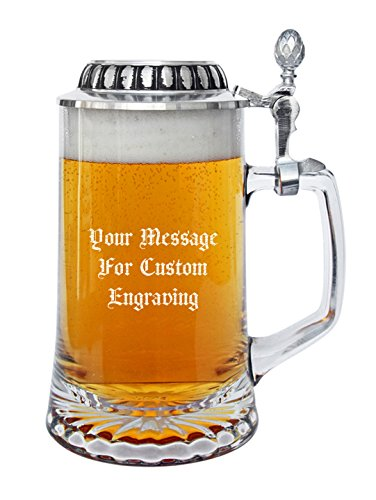 Custom-Engraved-Glass-Beer-Stein-Personalized-with-Your-Text-German-Beer-Stein-Custom-Engraved-with-Your-Text