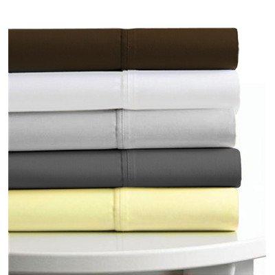 600 Thread Count 6-Piece Egyptian Cotton Sateen Deep Pocket