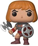Funko Pop 21805 Television: Masters of the Universe - Battle Armor He-Man Collectible Vinyl Figure