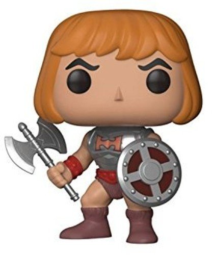 He Man Masters Universe - Funko Pop Television: Masters of the Universe-Battle Armor He-Man Collectible Vinyl Figure