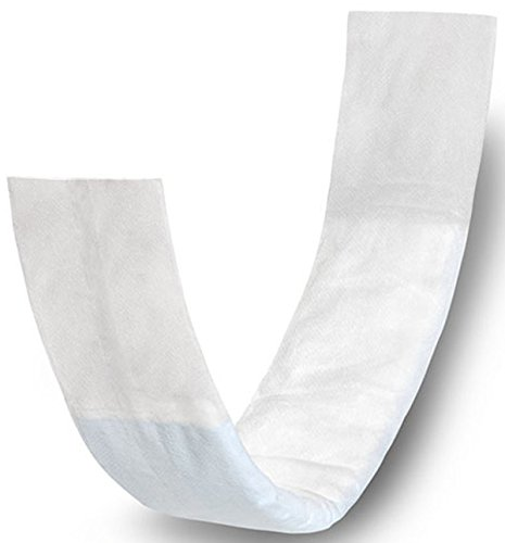 Medline NON241281 Maternity Maxi Pads with Tails, 11'', Individually Wrapped (Pack of 288) by Medline