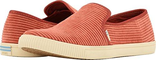 TOMS Spice Corduroy Women's Clemente Slip-Ons Shoes (7)