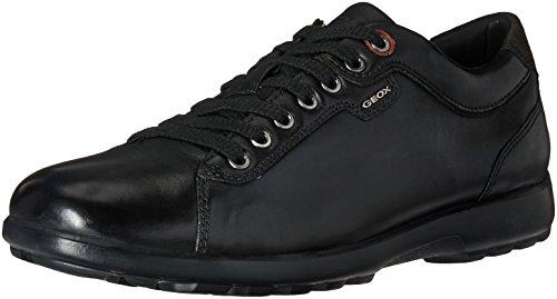 Fashion Sneaker Mens Black Mmantra9 Mmantra9 Geox Fashion Mens Geox HwxRqfnY