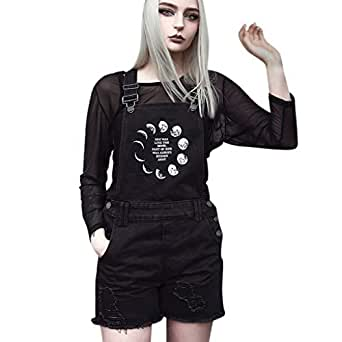 Amyline Gothic Mujer, Moda Mujeres Gothic Punk Falda Gótica ...