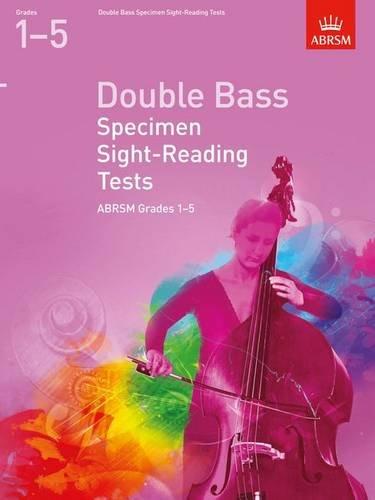 Download Double Bass Specimen Sight Reading T 1-5 pdf