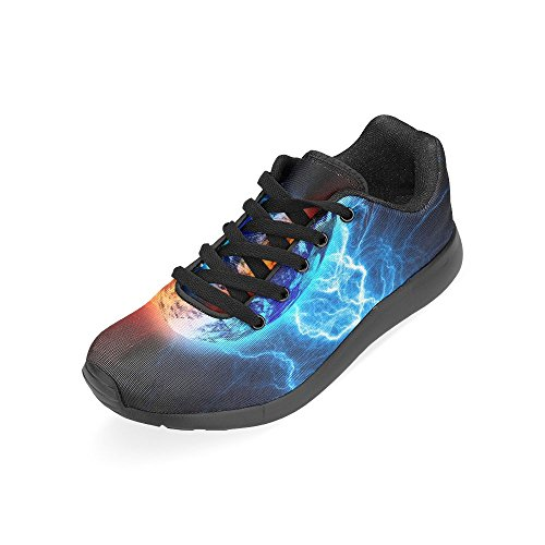 Running Lightweight Sneakers Sports Jogging InterestPrint 2 Womens Walking Multi Trail Shoes Athletic z4fnppEXq