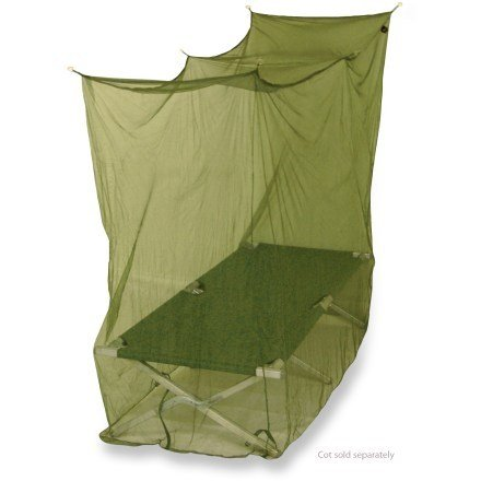 Outback Rectangle Mosquito Net- Single (Mosquito Net Mombasa)