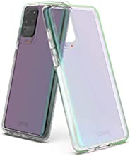 Gear4 Crystal Palace Iridescent Designed for Samsung Galaxy S20 Ultra Case, Advanced Impact Protection by D3O