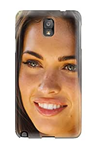Galaxy Note 3 Case Slim [ultra Fit] Megan Fox Actress Protective Case Cover