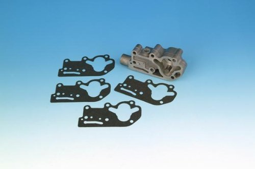 James Gasket Oil Pump Gasket Body to Motor - Black Paper JGI-26273-92