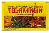 Tolak Angin Dietary Supplement (Herbal Supplement with Honey / 12-ct) – 6 Fl Oz (Pack of 6) For Sale