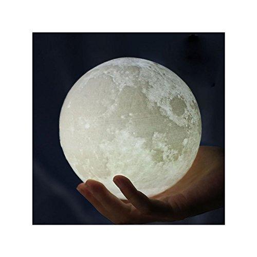 Huluwa-Night-Light-PLDM-3D-Printing-Moon-Lamp-Lunar-USB-Charging-Night-Light-Touch-Control-Brightness-Two-Tone-Diameter-39-Inch
