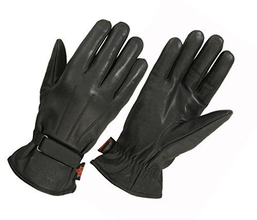 より平らな明らかに爪Hugger Glove Company ACCESSORY レディース