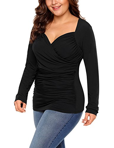 Ruched Spandex Wrap - 1