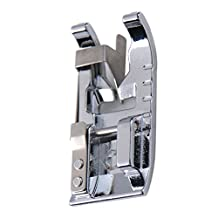 Labellevie Edge Joining / Stitch in the Ditch Sewing Machine Presser Foot - Fits All Low Shank Snap-On Singer*, Brother, Babylock, Euro-Pro, Janome, Kenmore, White, Juki, New Home, Simplicity, Elna and More!
