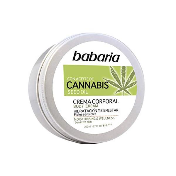 BABARIA Moisturising Creams, 0.125 ml 8410412130028