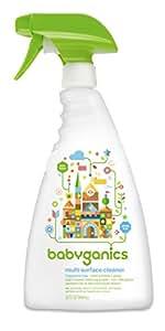Babyganics Multi Surface Cleaner - Fragrance Free - 32 oz