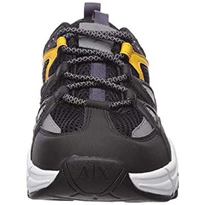 A|X Armani Exchange Men's Lace Up Sneaker: Shoes