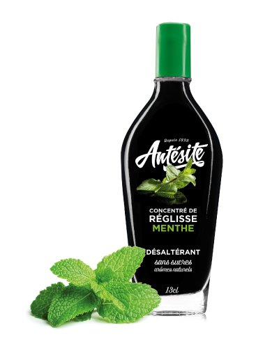 French Antesite Licorice Mint 13cl Case of 12 Units - Wholesale by Antesite