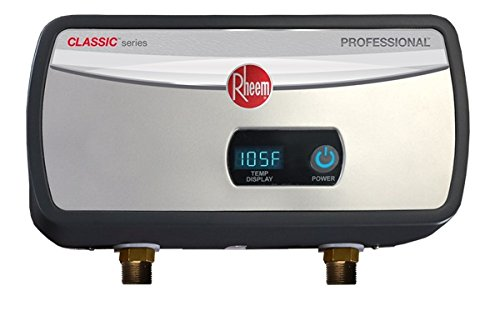 Rheem 120V 1 Heating Chamber RTEX-04 Residential Tankless Water Heater