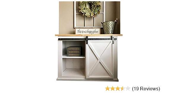 Amazon Diyhd 39 Wooden Cabinet Sliding Hardware Mini Barn