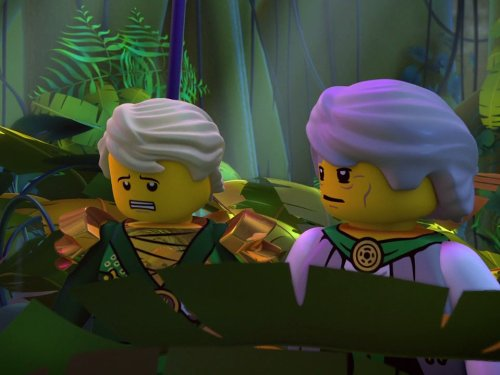 The Curse of the Golden - Prime Ninja Legos
